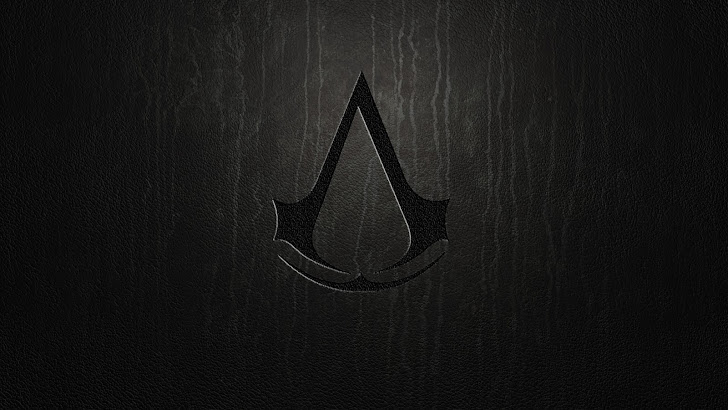 Assassin's Creed Game logo dark