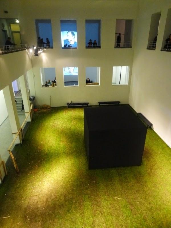 31.10.2014 Dortmund - Museum am Ostwall