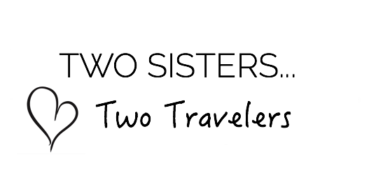 Two sisters, two travelers