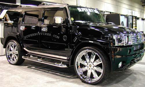 Hummer H2 Model Of Cars