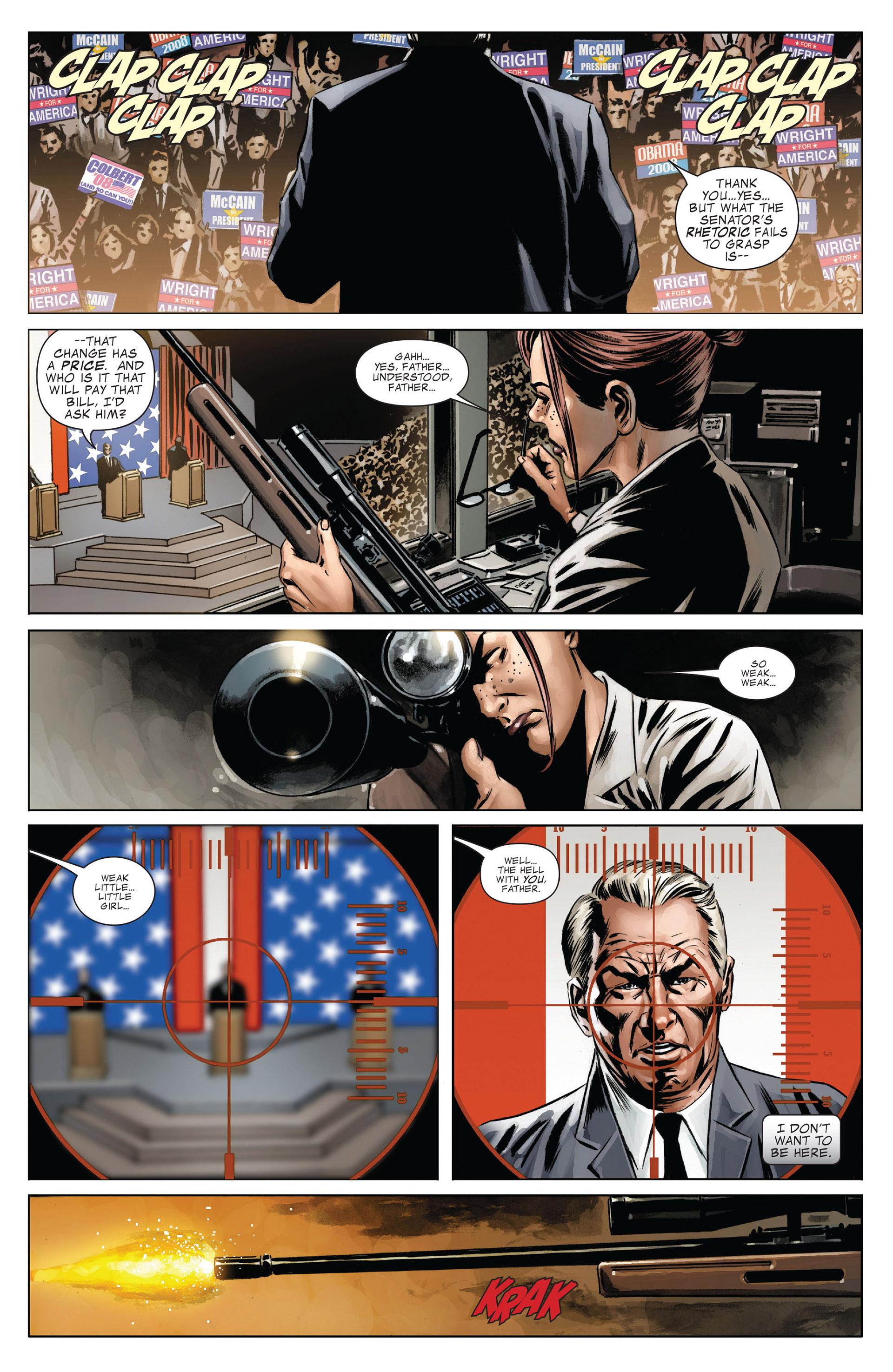 Captain America (2005) Issue #41 #41 - English 22
