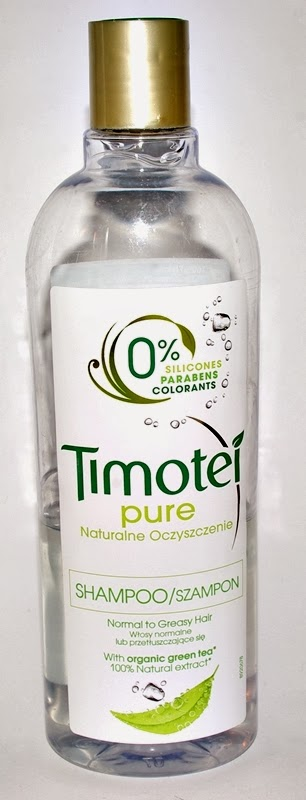 Szampon Timotei, Pure 'Naturalne Oczyszczanie'