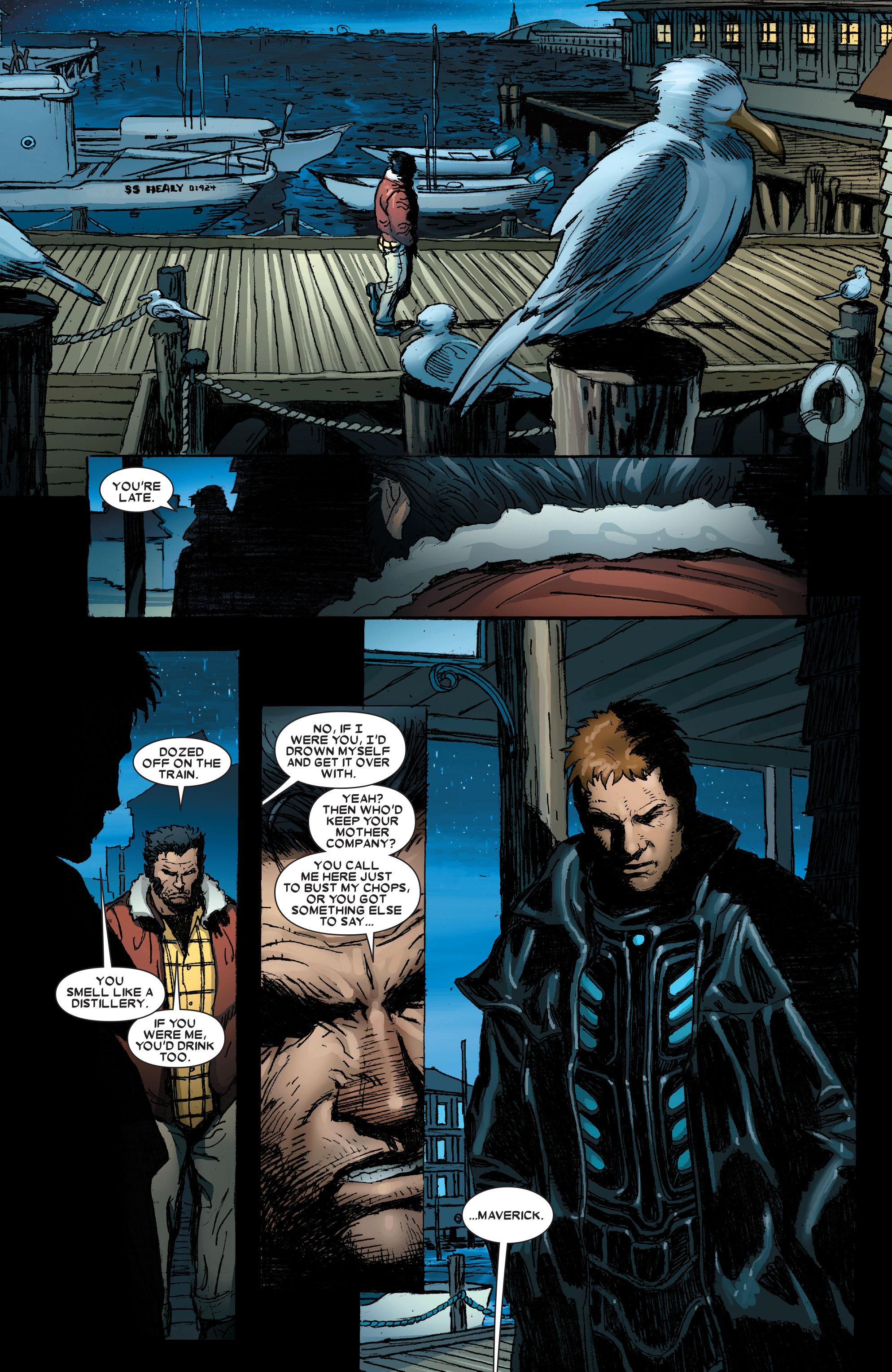 Wolverine: Weapon X #1 #16 - English 18