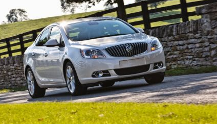 The Secret Behind the 2015 Buick Verano's Refined Ride