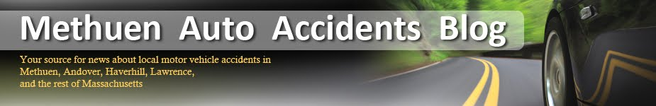 Methuen Auto Accidents
