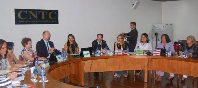 Reunião FENASSEC em Brasília- 11.2013