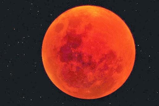 Nama-nama aneh bulan purnama 2014