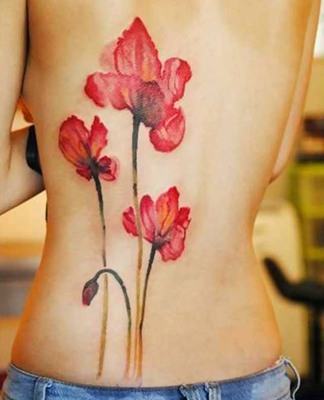 This Is The Useful Tattoo Boys Flowers Design Wallpaper: Most Amazing & Trendy Tattoo Designs