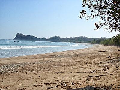 Playa Garza, Guanacaste