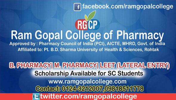 Pharmacy College Delhi NCR
