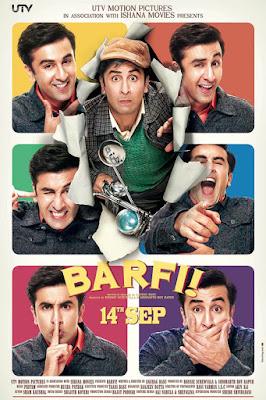 Barfi (2012) Hindi Movie HD