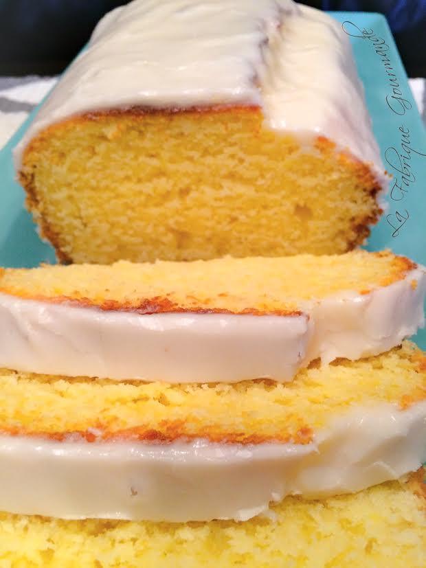 la fabrique gourmande g teau extra moelleux au citron iced lemon pound cake. Black Bedroom Furniture Sets. Home Design Ideas