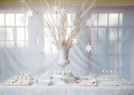 Lavender Christmas Lights