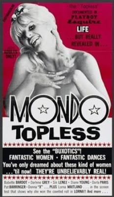 Mondo Topless (Russ Meyer) (1966)