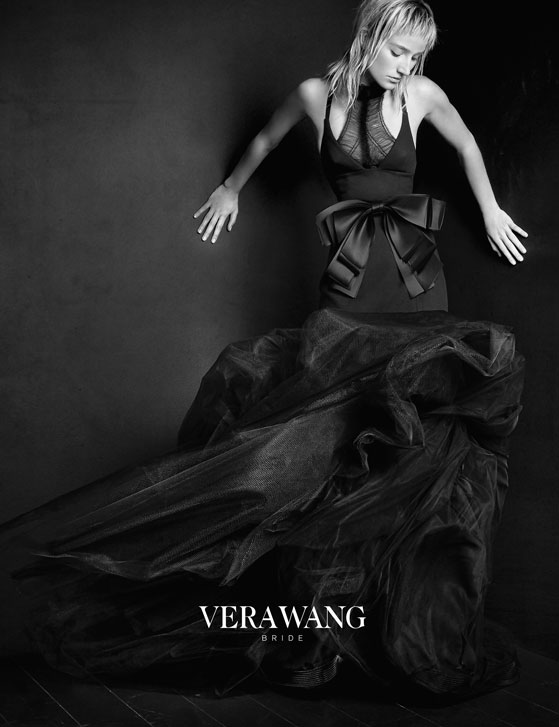 Vera Wang Bridal Campaign Spring 2016