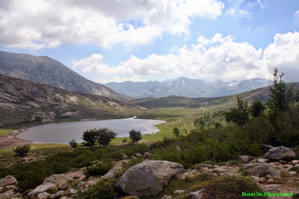 Lac Nino Ninu Randonne Calacuccia 2B Corse
