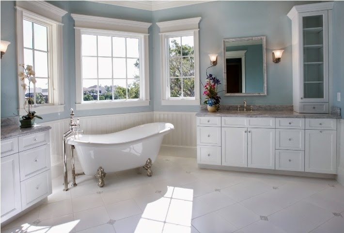 paint ideas for a bathroom wall