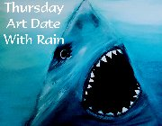 Thursday Art Date With Rain (2020) Join me every Thursday for an art date!