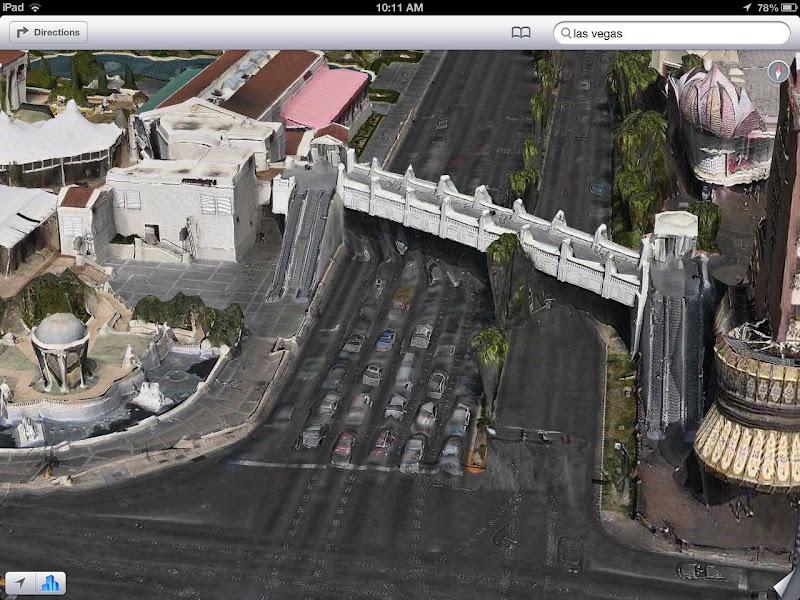 Etats-Unis - Les rues de las Vegas