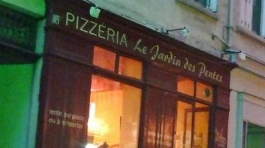 Pizza des pentes