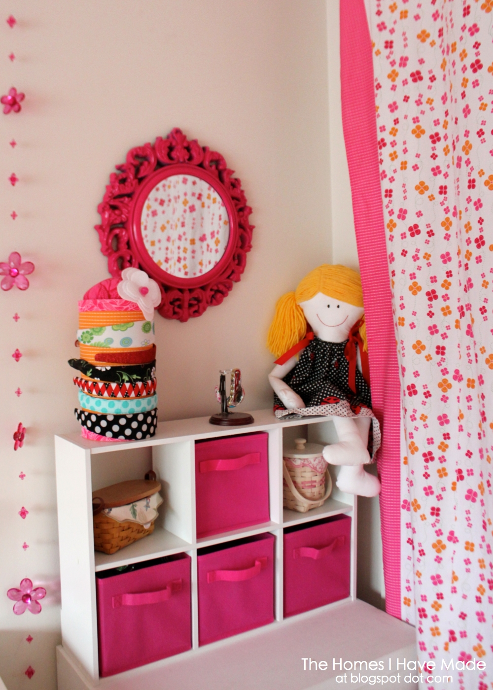 Raspberry Bedroom American Girl Bedroom Real Housewife Fresno American Dream Room