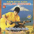 CD Musik Album Pop Batak Klasik (Marlen Manroe)