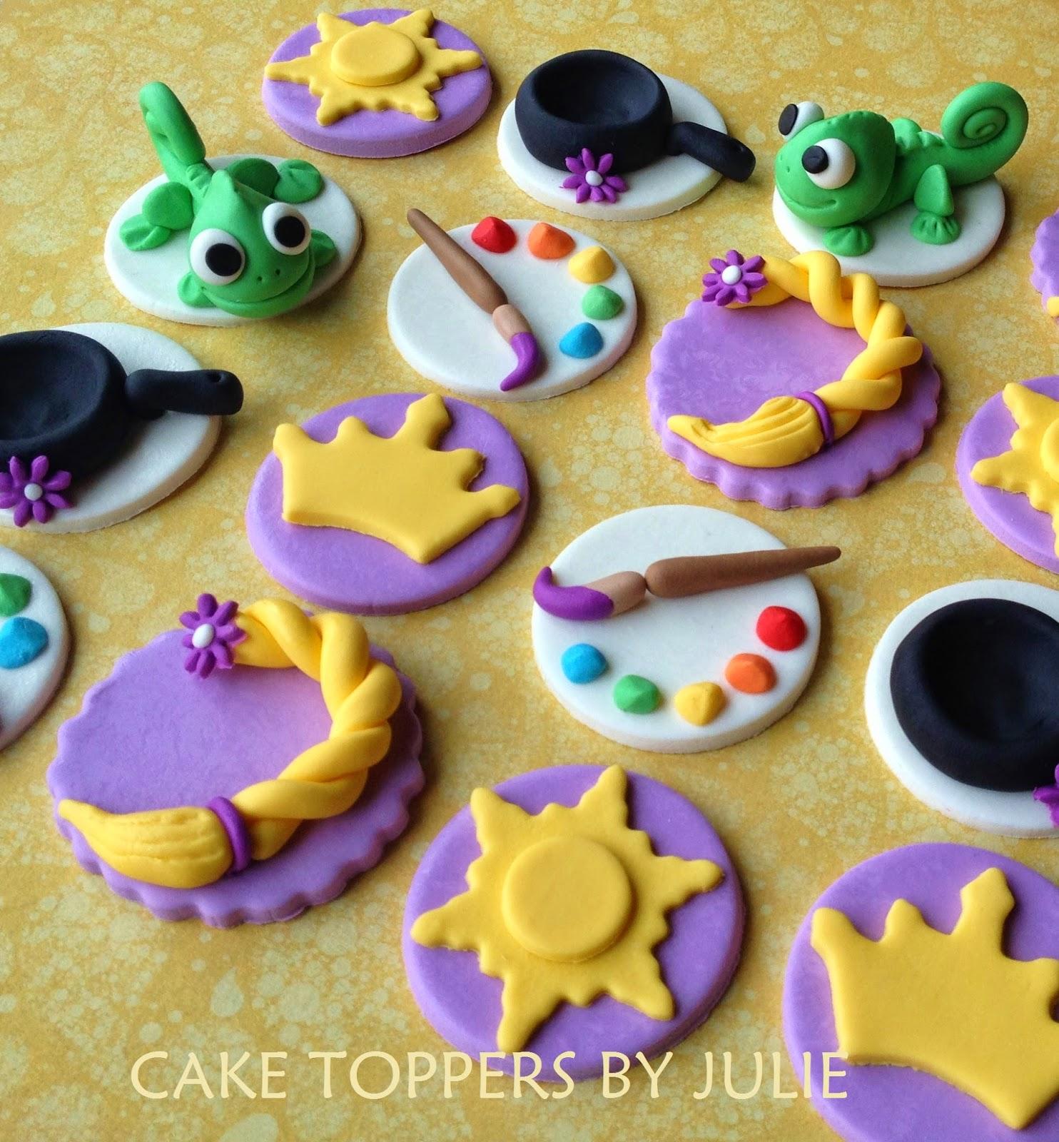 Disney Tangled Birthday Cake Ideas