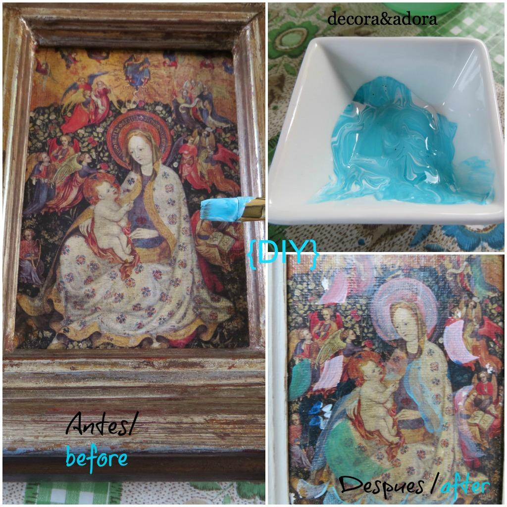 Decora y adora como colocar los cuadros how to hang - Como colocar los cuadros ...
