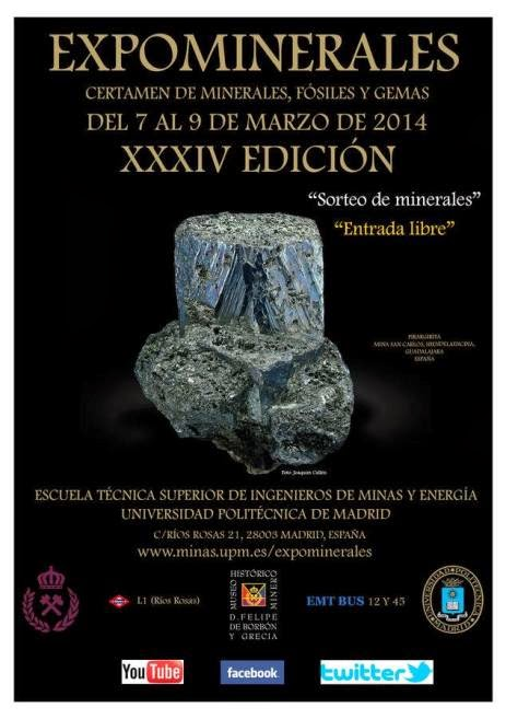 Expominerales 2014