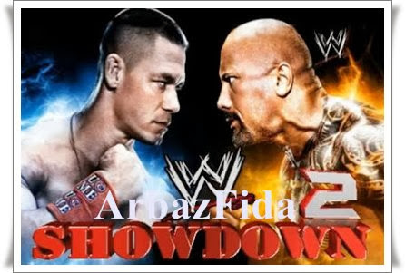 WWE Showdown 2 pc game