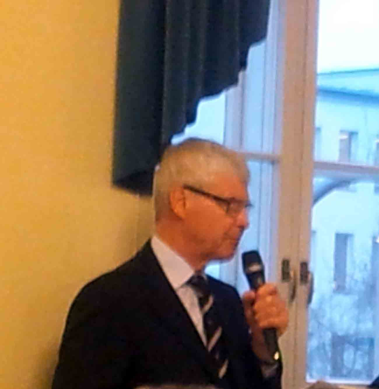 Rolf Henrik Richard Lax salary