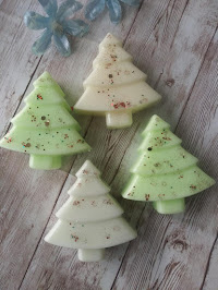 Christmas Tree Shape Wax Melts
