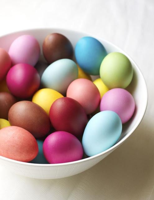 Ovos páscoa pintados decorados a mão tutorial