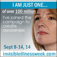 It's Invisible Illness Awareness Week!!!