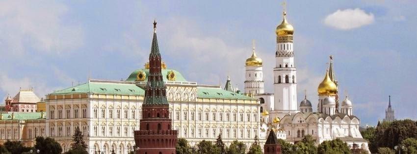 Couverture pour journal facebook russie
