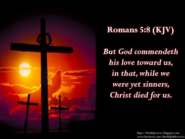Romans 5 8 Bing Images