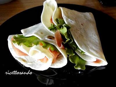 Piadina ricetta di base tradizionale romagnola