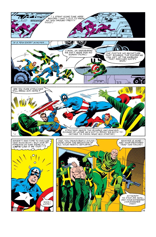 Captain America (1968) Issue #274 #190 - English 17