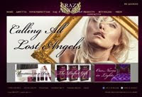Crazy Angel unveils website redesign