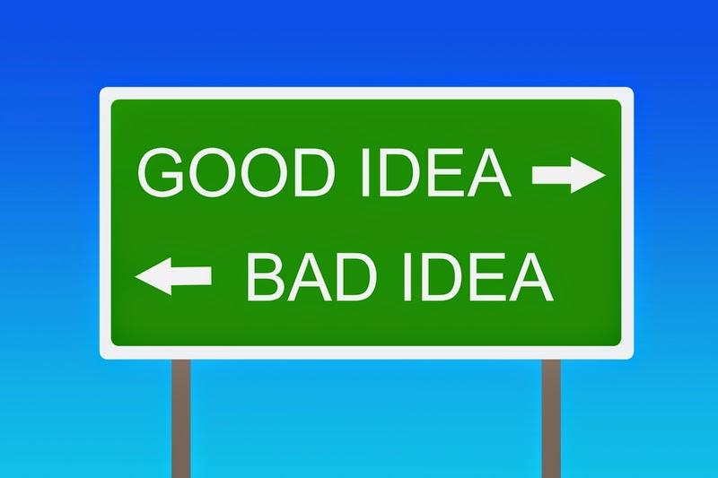 Bad Ideas - Chris Coyier