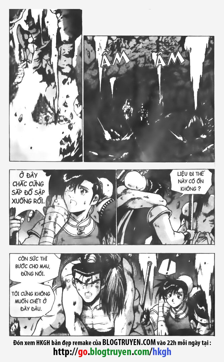 Hiệp Khách Giang Hồ - Hiệp Khách Giang Hồ Chap 138 - Pic 3