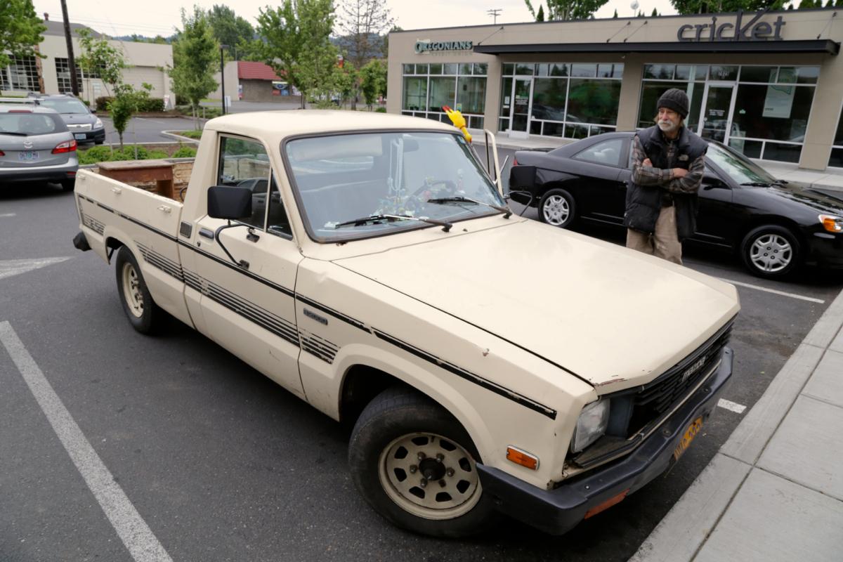 1984 Mazda B2000 SE-5 pickup.