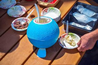 Image: Kickball Ice Cream Ball