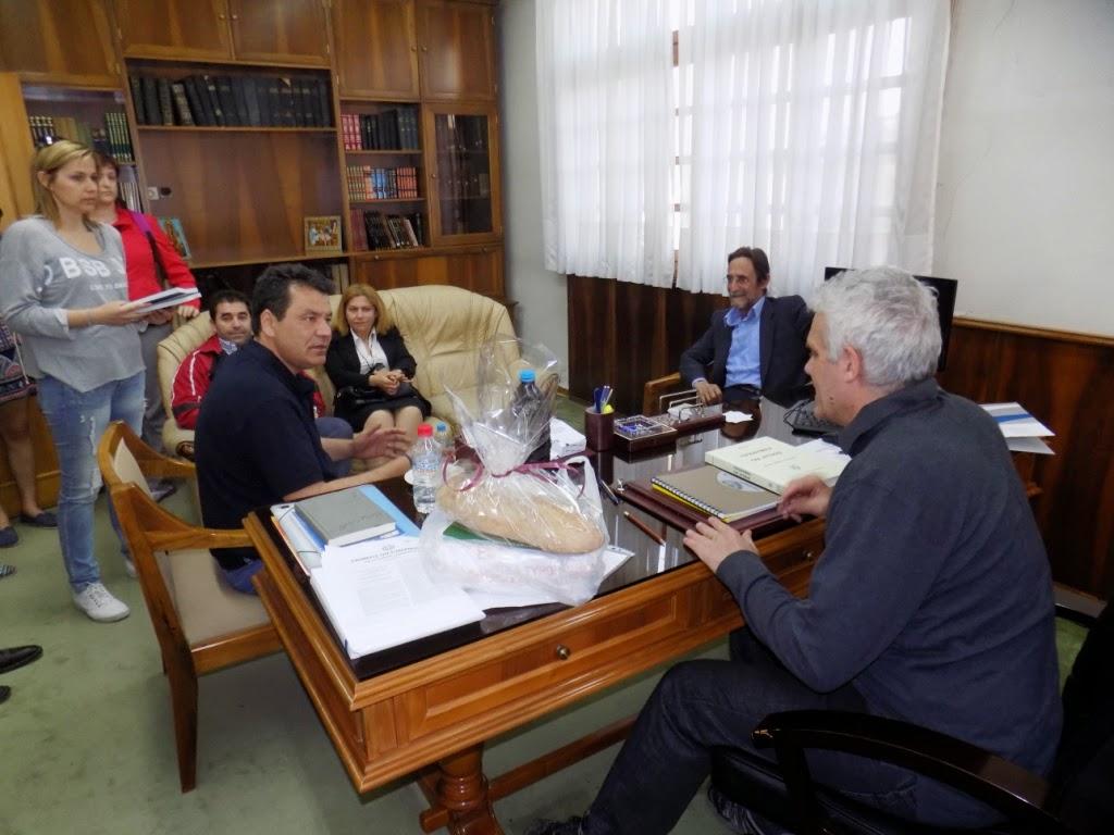 «Κάτοικος» Φυλής, ο Υπουργός Περιβάλλοντος Γιάννης Τσιρώνης