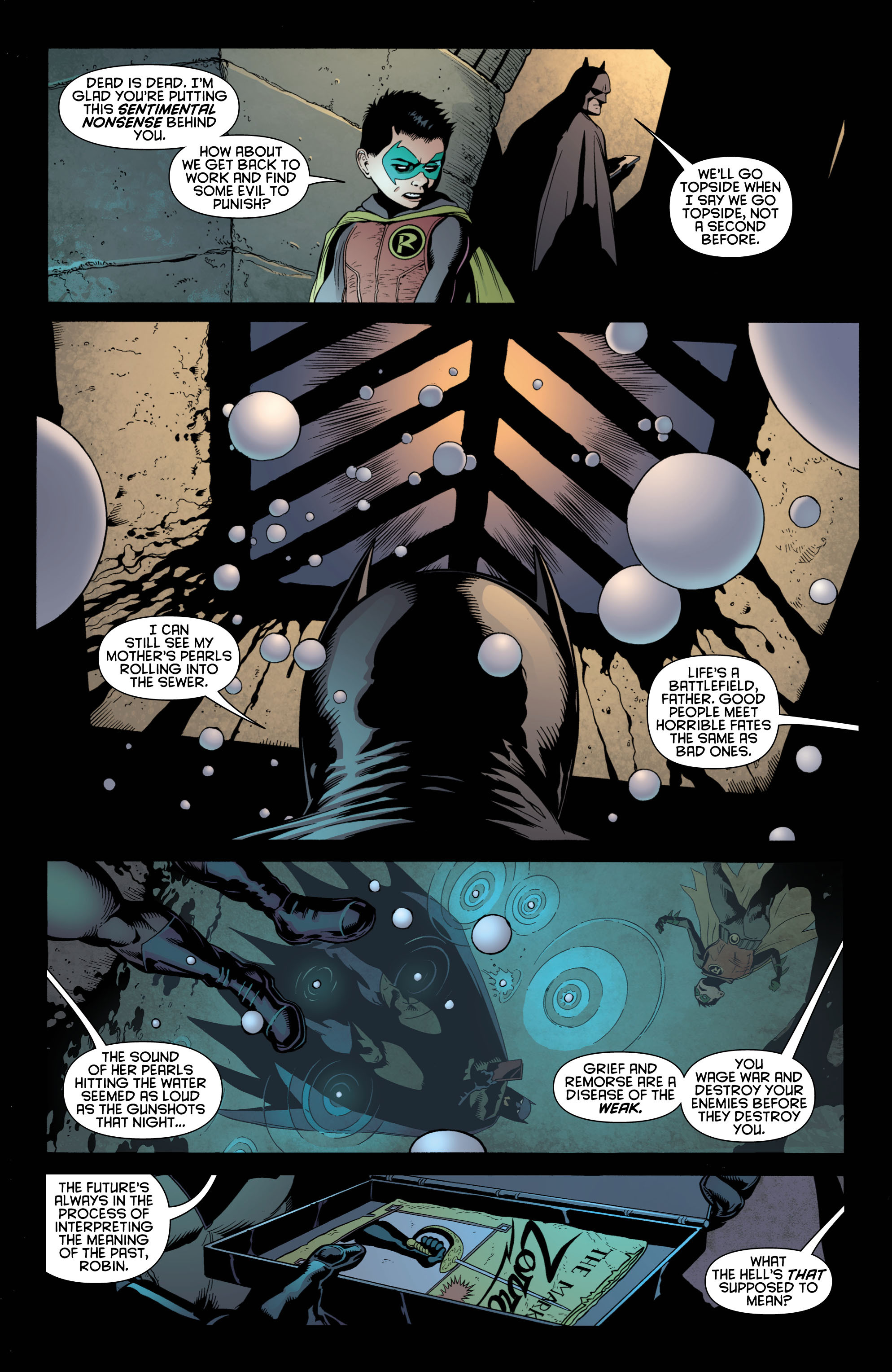Batman and Robin (2011) chap 1 pic 15