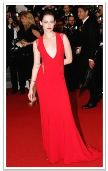 kristen stewards cannes 012 dress