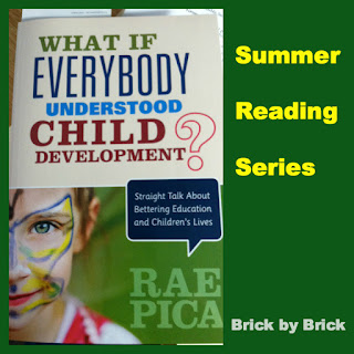 Summer Reading (Brick by Brick)