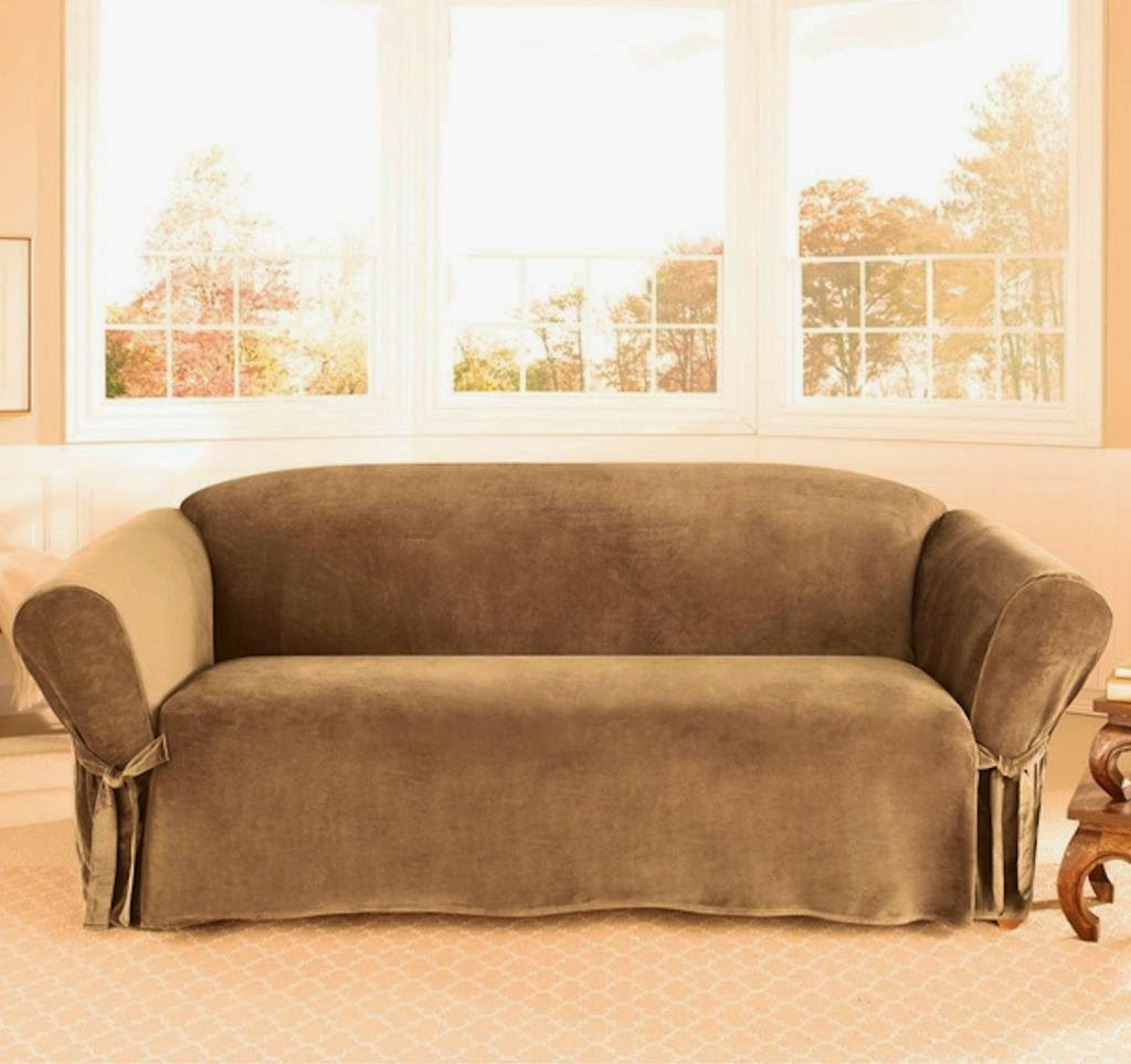couch covers for curved sectionals