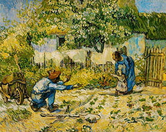 Vincent van Gogh: First Steps