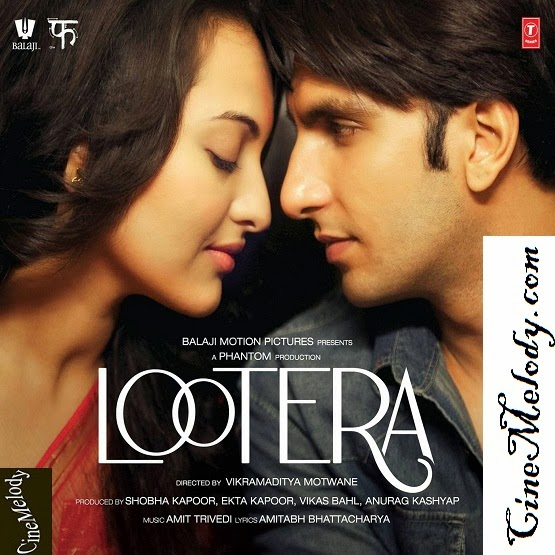 Lootera   Hindi Mp3 Songs Free  Download  2013